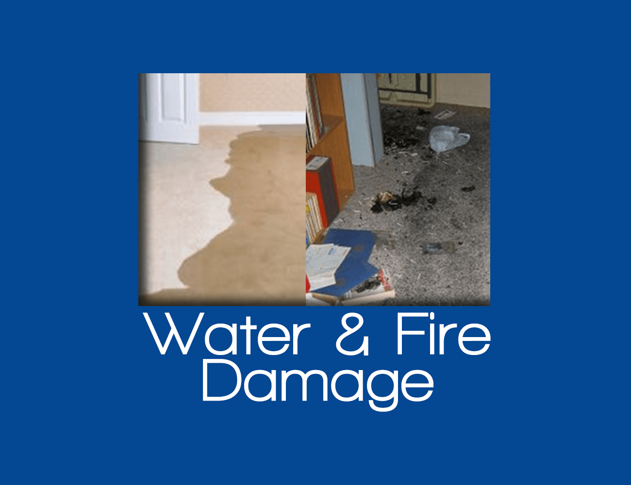 Water and Fire Damage Staten Island