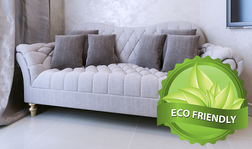 Organic sofa Cleaning